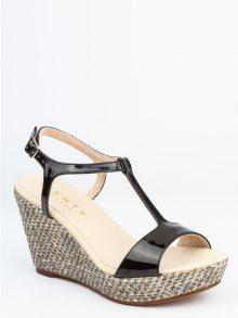 Vienty Dámské sandály 8741_BLACK