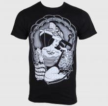 BLACK MARKET Ian Mcniel Černá XL