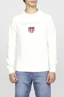 Mikina GANT O1. GANT SHIELD C-NECK SWEAT
