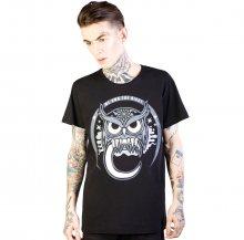 DISTURBIA Owl Černá S