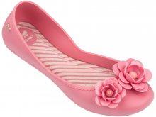 Zaxy růžové balerínky Start V Fem Pink - 35/36