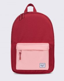 Herschel Supply Classic Mid-Volume Brick Red/Peach