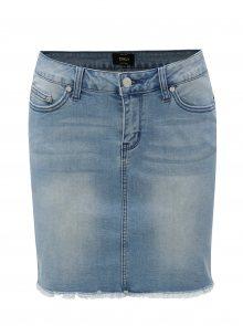 Světle modrá džínová sukně ONLY Pearl