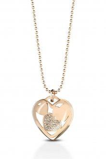 Ops! Objects mohutný náhrdelník Ops! True Rosa