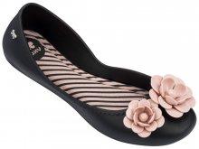 Zaxy černé balerínky Start V Fem Black/Pink