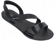 Ipanema černé sandály Vibe Sandal Fem Black  - 37