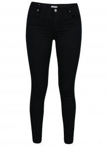 Černé slim fit kalhoty Haily´s Hanna
