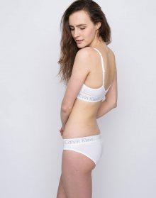 Calvin Klein Unlined Bralette White L