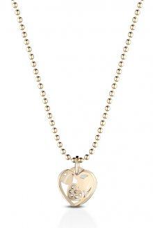 Ops! Objects bronzový náhrdelník Ops! True Rosa