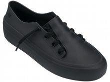 Melissa černé tenisky na platformě Ulitra Sneaker Black  - 35/36