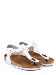 COMFORTFÜSSE Dámské sandály GERDA D01-02_White/White