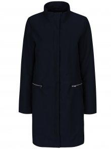 Tmavě modrý lehký kabát VILA Misty