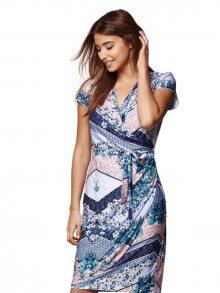 Y by Yumi Dámské šaty YD000028_COBALT BLUE\n\n