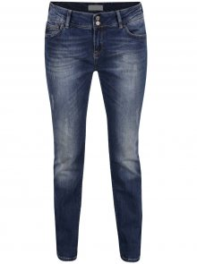 Tmavě modré dámské džíny Cross Jeans Melinda