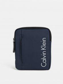 Tmavě modrá malá pánská crossbody taška Calvin Klein Jeans