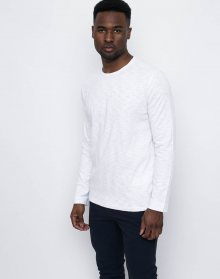 Knowledge Cotton Slope Sweat 1010 Bright White M