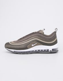 Nike Air Max 97 Ultra \'17 Cargo Khaki / White - River Rock 43