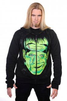 BANNED Frankenstein Černá S