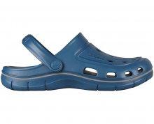 Coqui Pánské pantofle Jumper 6351 Niagara blue/Grey 102443 41