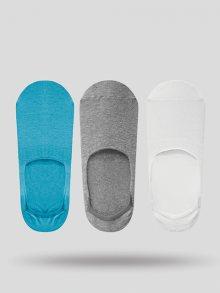 John Frank Set pánských ponožek - 3 ks\n\n