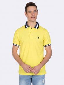Giorgio Di Mare Pánské polo tričko GI4530054_Yellow\n\n