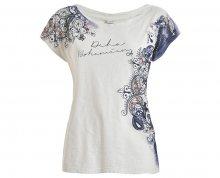 Deha Dámské triko Graphic Tee D73350 Lily White L