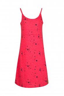 Sam 73 Dívčí šaty s potiskem hvězdiček Sam 73 červená 116