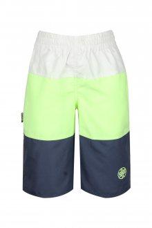 Sam 73 Chlapecké koupací šortky Sam 73 bílá 116