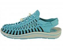 KEEN Dámské sandály Uneek Aqua Sea/Pastel Turquoise 40