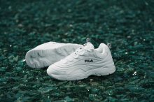 Boty - Fila | BÍLÝ | 37 - Boty sneakers Fila Ray FS1SIA1160X