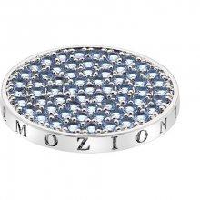 Hot Diamonds Přívěsek Emozioni Scintilla Blue Peace EC354_EC355 25 mm