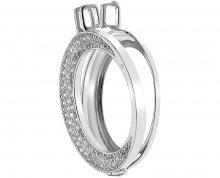 Hot Diamonds Stříbrný přívěsek Emozioni Luna DP613