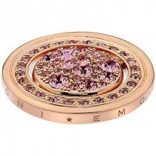 Hot Diamonds Přívěsek Hot Diamonds Emozioni Estate e Primavera Rose Gold EC251-257 25 mm