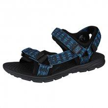 Hannah Sportovní sandále Feet Morocan blue wave 44