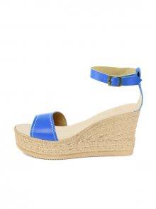 Dolce Amore Dámské sandály DA030_ELECTRIC_BLUE