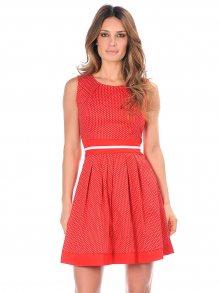 Les Sophistiquees Dámské šaty Julia-rouge
