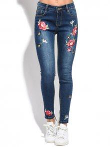 Pearly Blue Dámské džíny\n\n
