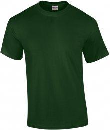 Tričko Gildan Ultra - lesní zelená S