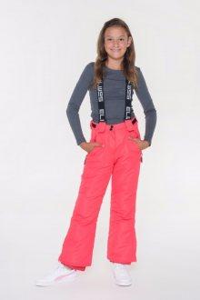 Sam 73 Dívčí lyžařské kalhoty Sam 73 růžová neon 116