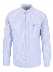 Světle modrá pruhovaná košile Selected Homme Collect