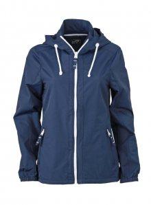 Nepromokavá bunda Sailing - Námořní modrá L