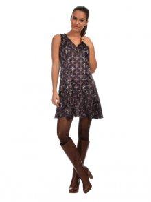 Areline Dámské šaty R730A BLEU\n\n