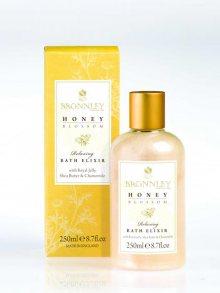 Bronnley Bronnley Relaxační koupelový elixír - Medový květ, 250ml\n\n