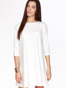 AMBIGANTE Dámské šaty - ASU0013 cream\n\n