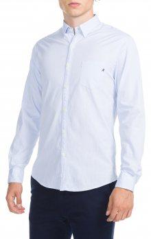 Košile Replay | Modrá | Pánské | XL