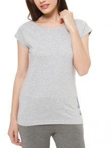 Lee Cooper Dámské tričko LCH033-GREY MELANGE\n\n