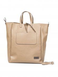 Trussardi Collection Dámská taška D66TRC00005_TAUPE\n\n