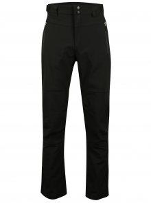 Černé pánské softshellové kalhoty LOAP Laslo