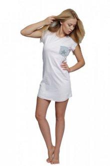 Sensis Star Noční košile XL růžovo-šedá