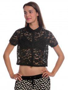 Brave Soul Dámská košile Cynthia_ss15 černá